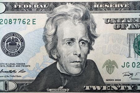 アメリカのお金 写真素材