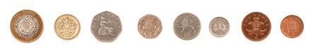 hundreds and thousands: British Money