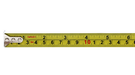 Tape Measure - 6 Inches
