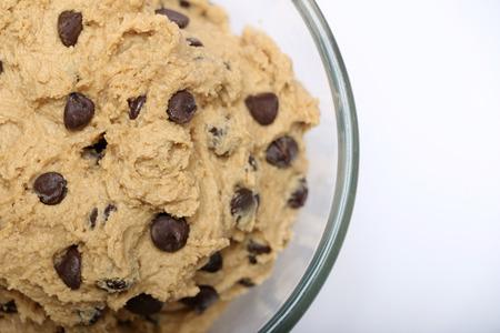 Cookie Dough Stockfoto
