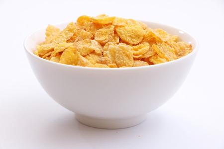 corn flakes: Copeaux de ma�s  Banque d'images