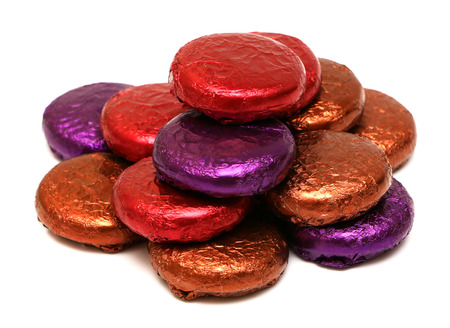 goodie: Wrapped Chocolates