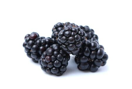 Blackberries Zdjęcie Seryjne
