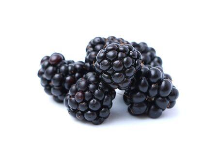 Blackberries Standard-Bild