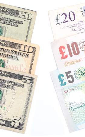 quid: American and British Currencies