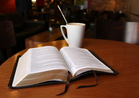 라떼와 성경