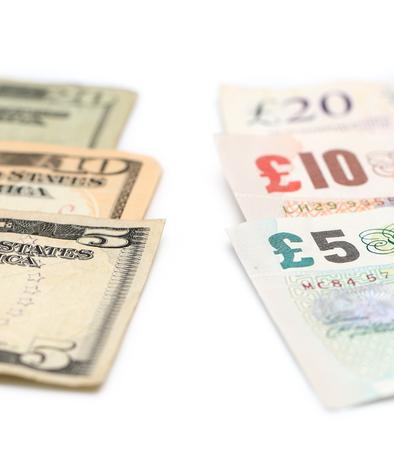 quid: British and American Money
