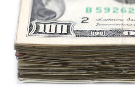 papel de notas: Hundred Dollar Bills