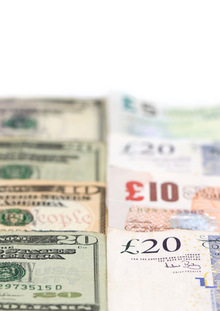 quid: British and American Currencies