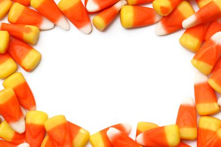 candy border: Candy Corn