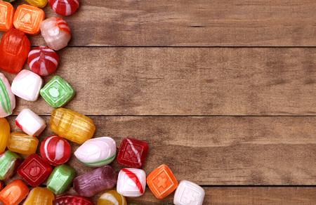 Ribbon Candy Banco de Imagens