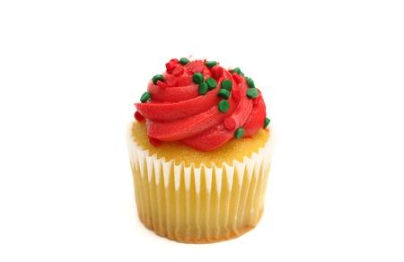 solo  christmas: Christmas Cupcake