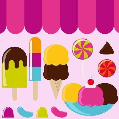 parlor: Ice Cream Parlor