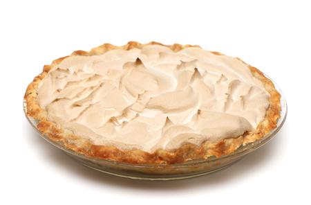 Meringue: Meringue Pie