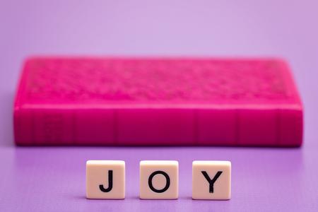 spelled: Joy Spelled Out in Tiles