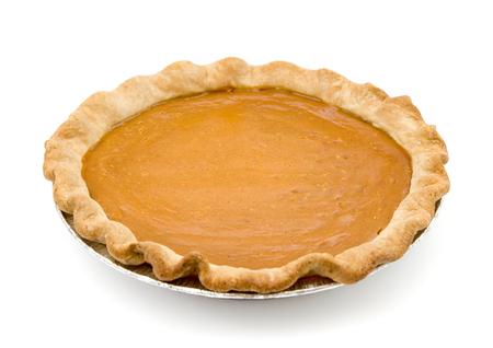 Homemade Pumpkin or Sweet Potato Pie