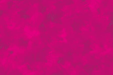 Fuchsia Pink Brush Stroked Background
