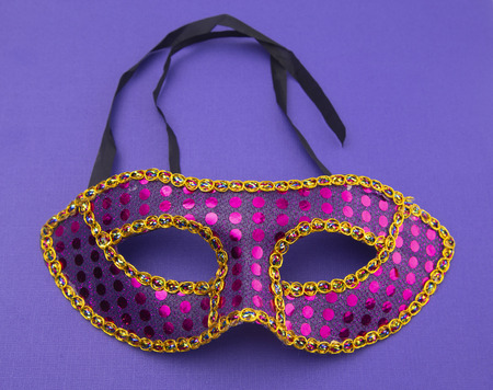 Simple Face Mask Used for Various Holidays