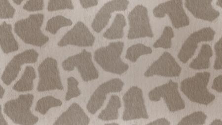 A Background of Giraffe Spots Perfect for a Slide Presentation Foto de archivo - 119982951