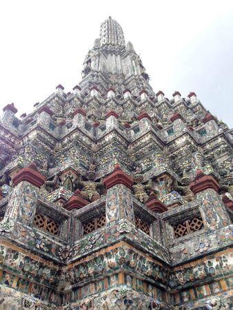 wat: Wat Arun Bangkok