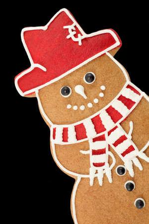 Gingerbread snowman Stock Photo - 9162089