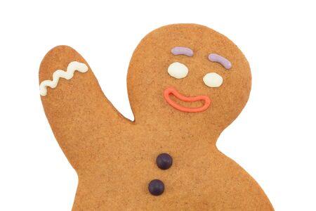 Gingerbread man Stock Photo - 9197415