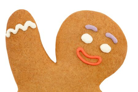 Gingerbread man Stock Photo - 9221514