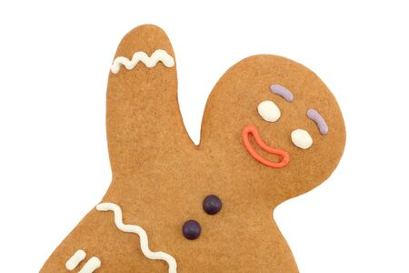 Gingerbread man Stock Photo - 9263727