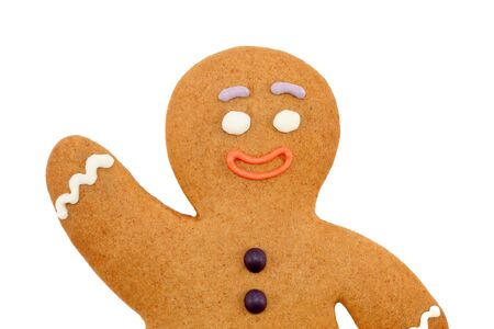 Gingerbread man Stock Photo - 9263706