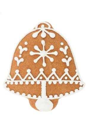 Gingerbread bell