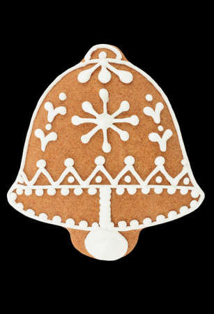 Gingerbread bell Stock Photo - 9278361
