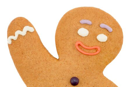 Gingerbread man Stock Photo - 9334420
