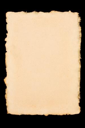 wrinkled paper: Zonsondergang in de zomer veld