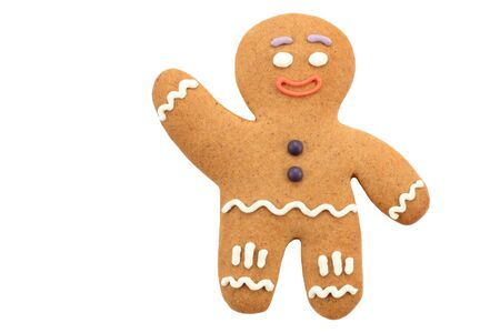 Gingerbread man Stock Photo - 9370360