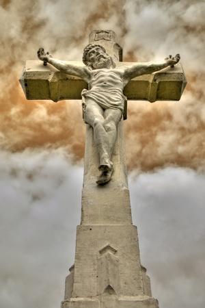 Crucifix photo