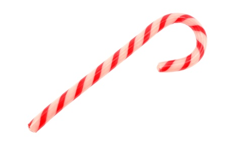 candy cane: Isolated Candy Cane