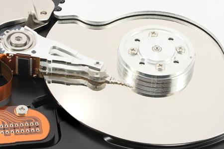 Computer Hard Disk photo