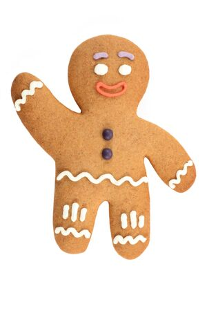 Gingerbread man Stock Photo - 9465408
