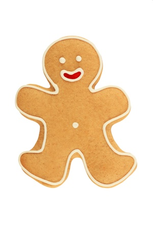 Gingerbread man Stock Photo - 10639206