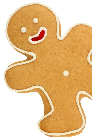 Gingerbread man Stock Photo - 10639208
