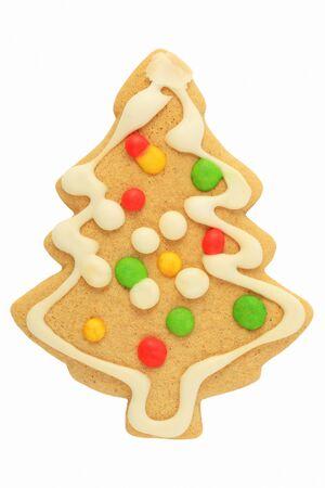 Gingerbread Christmas Tree photo