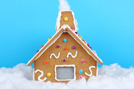 Gingerbread House photo