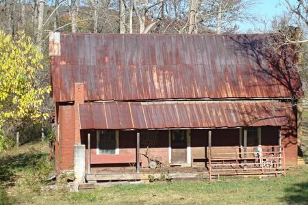 decaying: The Old Home Place