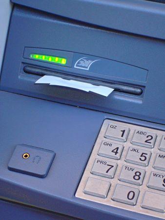 ATM 機 写真素材