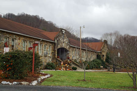 rocked: Old Rock School House