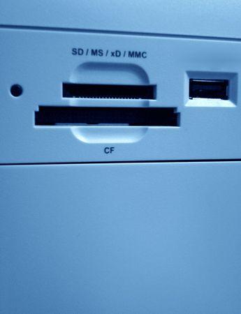 mmc: Memory Card Slots