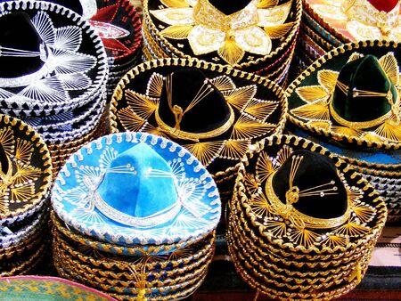 Sombreros Stock Photo - 2474583