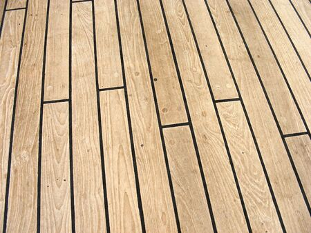 Cruise Ship Decking