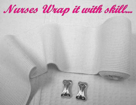 lpn: Nurses wrap it with Skill!  Celebrate Nurses!