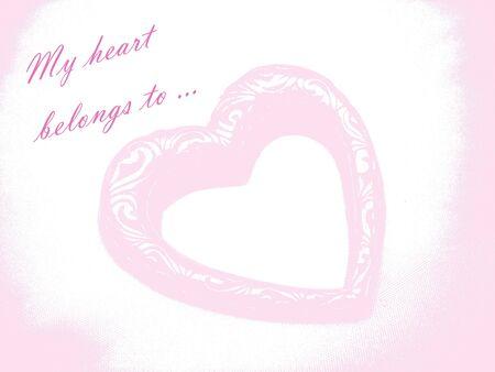 My Heart Belongs to... Pink